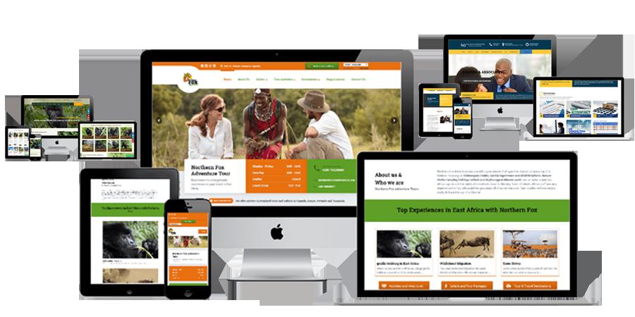 Website Design and Web Hosting